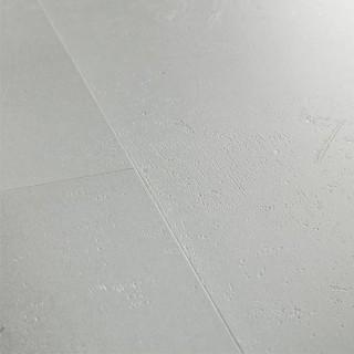 Винил Quick Step Ambient Click AMCL40139 Минимальный светло-серый