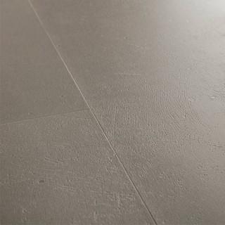 Винил Quick Step Ambient Click Plus AMCP40141 Минимальный серо-коричневый
