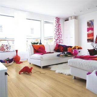 Ламинат Pergo Domestic Elegance Classic Plank 4V L0607-04394 Дуб теплый натуральный