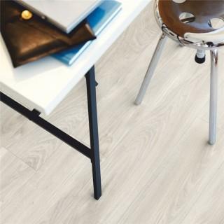 Винил Pergo Optimum Glue Classic Plank V3201-40036 Дуб мягкий серый