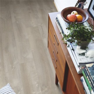 Винил Pergo Optimum Glue Modern Plank V3231-40084 Дуб речной серый